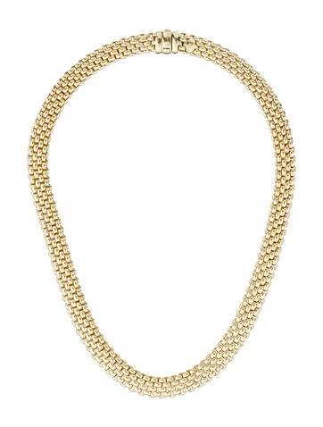 Fope 18K Gioielli Profili Necklace