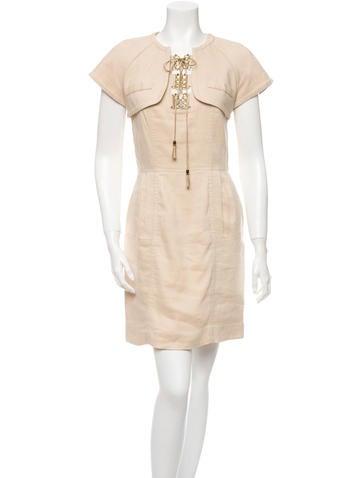 Gucci Bolero Dress