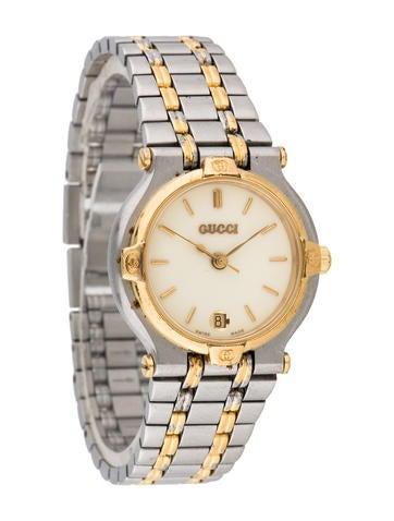 Gucci Tweekleurige 9000L Watch