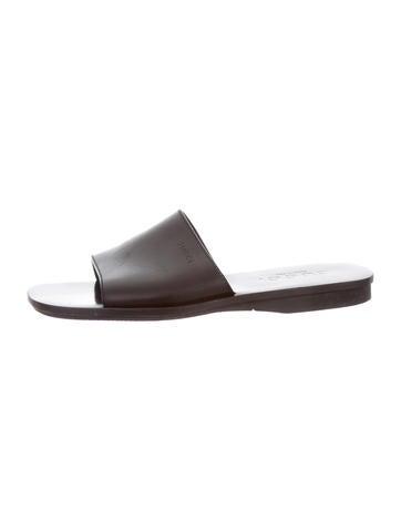 Gucci Slip On Sandals