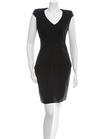 Helmut Lang Sheath Dress