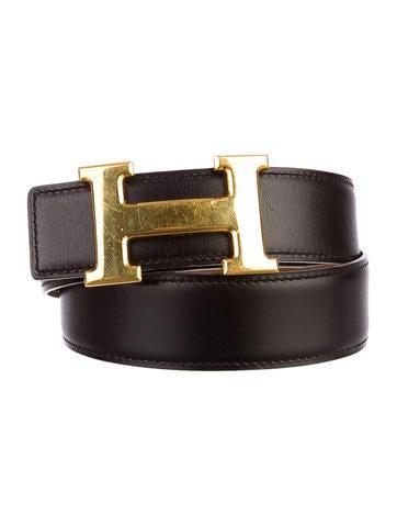 Hermès Reversible H Belt Kit