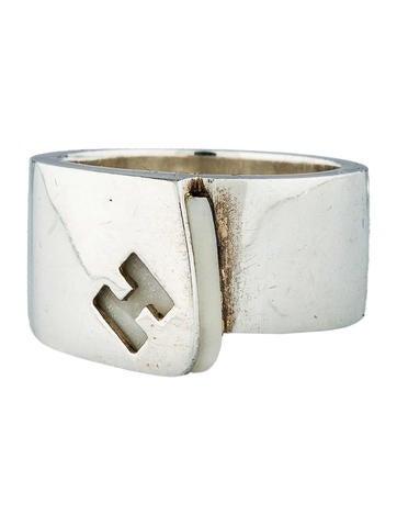Hermès Sterling Ring