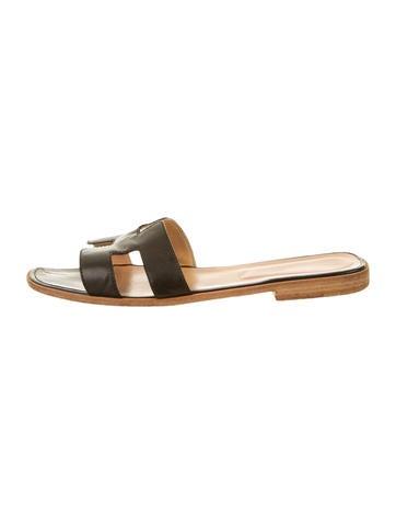 Hermès H Oran Sandals