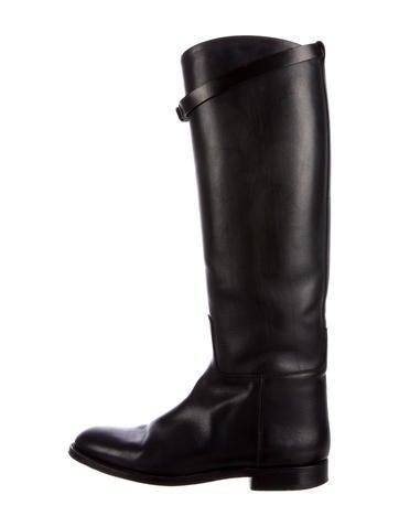 Hermès Jumping Boots
