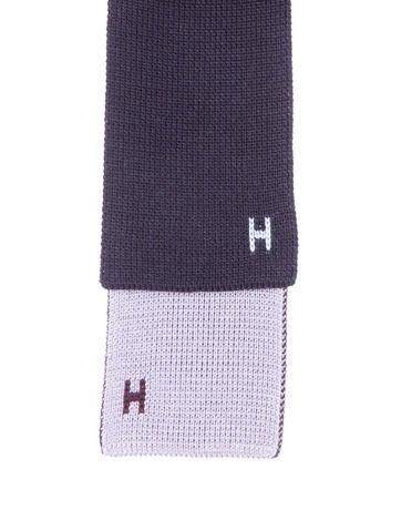 Hermès 4 Temps Knit Stropdassen