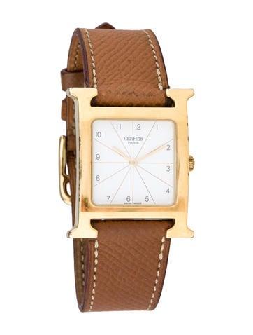 Hermès Heure H MM Watch
