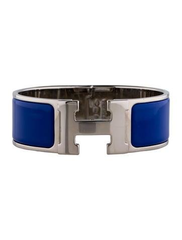 Hermès Wide Clic Clac Bracelet