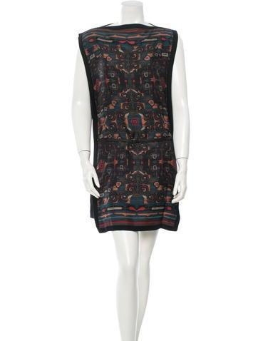 Hermès Silk Dress