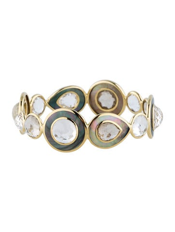 Ippolita 18K Sabbia Bangle