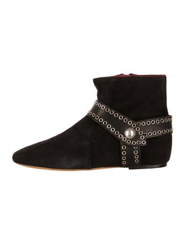 Isabel Marant Eyelet Booties w/ Tags
