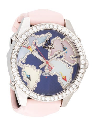 Jacob & Co. Five Time Zone Watch