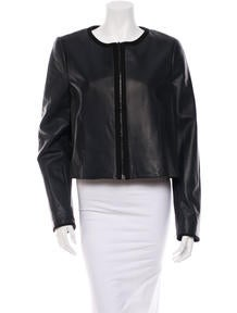 Jason Wu Leather Jacket w/Tags