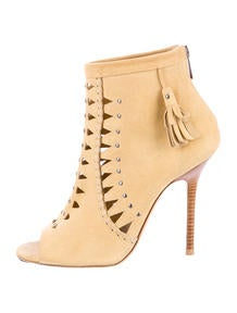 Jimmy Choo Suede Booties
