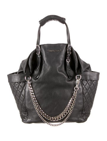 Jimmy Choo schallen Satchel