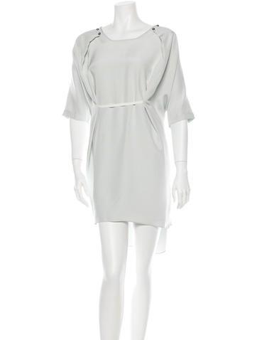 Jeremy Laing Silk Dress
