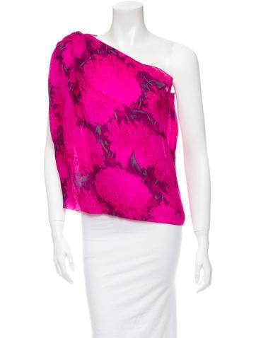 Lanvin Silk Top w/Tags
