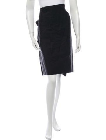 Lanvin Cotton Skirt