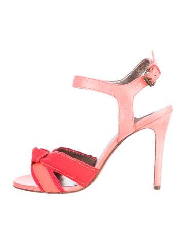 Lanvin Sandals w/ Tags