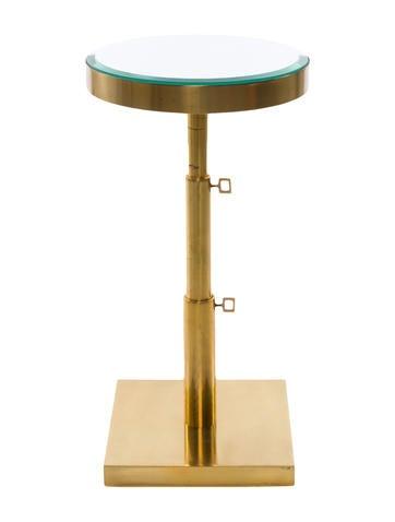 Lorin Marsh Pedestal Side Table