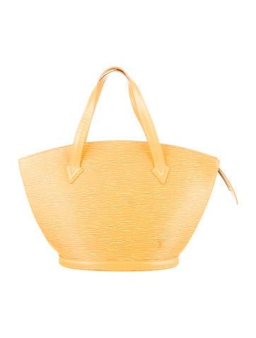 Louis Vuitton Epi Saint Jacques Bag
