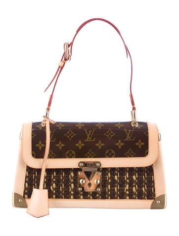 Louis Vuitton Tweedy Rabat Bag