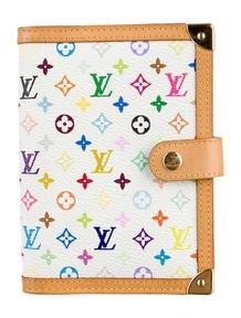 Louis Vuitton Multicolore Small Agenda Cover