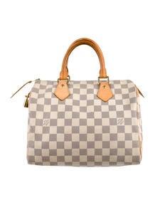 Louis Vuitton Damier Speedy 25