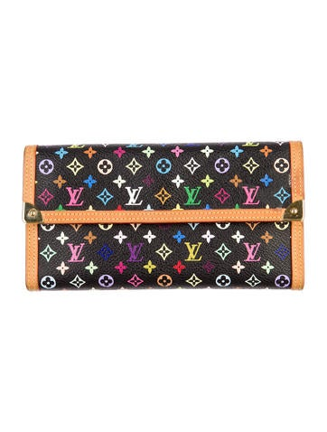 Louis Vuitton Multicolore International Wallet