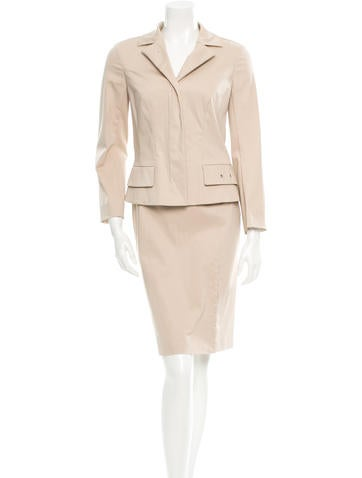 Louis Vuitton Rok Suit