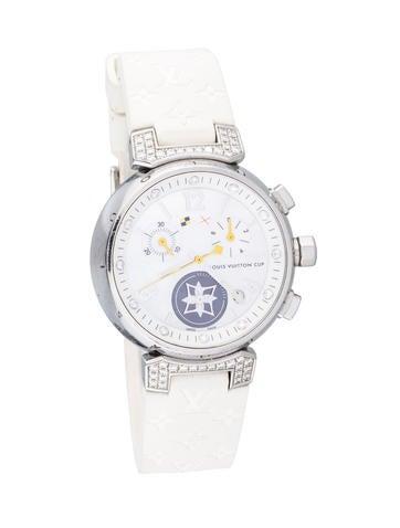 Louis Vuitton Tambour heerlijk kopje Watch