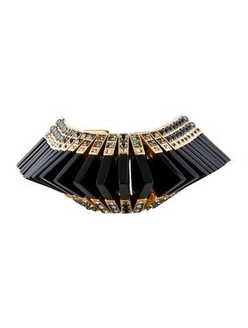 Louis Vuitton Crystal verfraaid Envy Bracelet