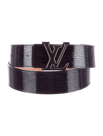Louis Vuitton Epi Electric Paraaf Belt