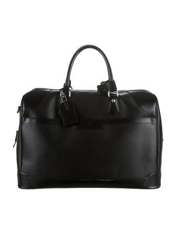 Louis Vuitton Bourget Duffle Bag