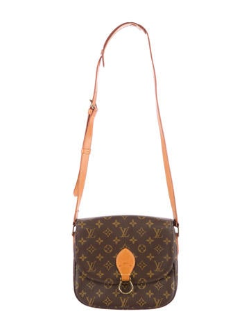 Louis Vuitton Monogram St. Cloud GM
