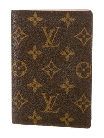 Louis Vuitton Pocket Agenda Cover