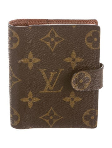 Louis Vuitton Mini Agenda Cover