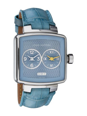 Louis Vuitton Speedy Duojet GMT Watch
