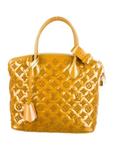 Louis Vuitton Lockit Bag