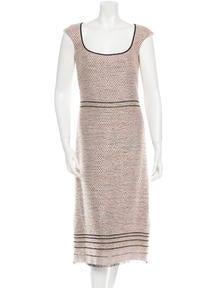 Martin Grant Boucle Dress