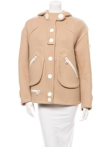 Marc Jacobs Wool Jacket w/ Tags