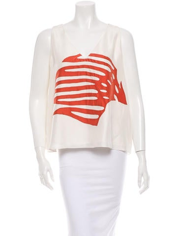 Maiyet Silk Blouse w/ Tags