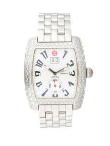 Michele Urban Diamond Watch