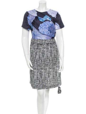 Michael Van Der Ham Dress w/ Tags