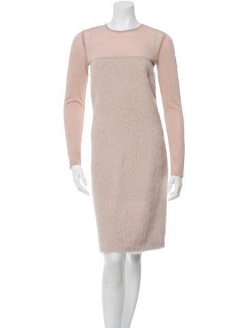 MaxMara Alpaca Dress
