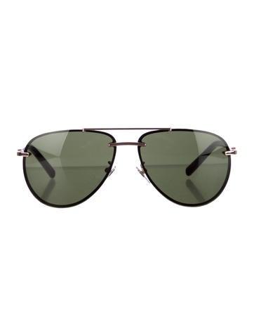 Frameless Sunglasses Lelong : Mont Blanc Frameless Aviator Sunglasses - Accessories ...