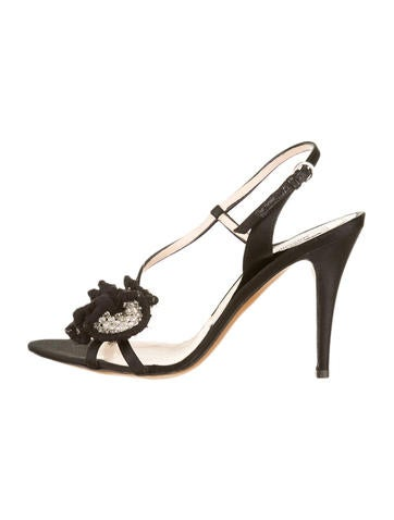 Moschino Evening Sandals