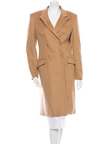 Piazza Sempione Camel Coat