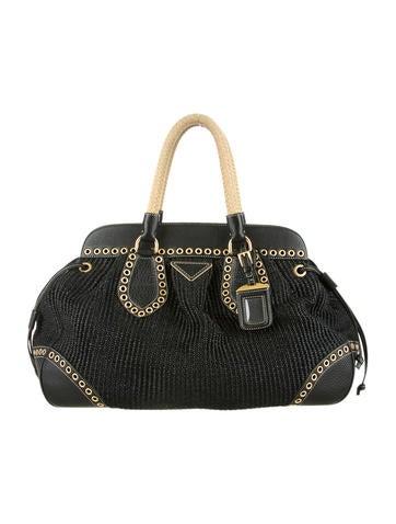 Prada Handle Bag