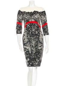 Prabal Gurung Printed Dress
